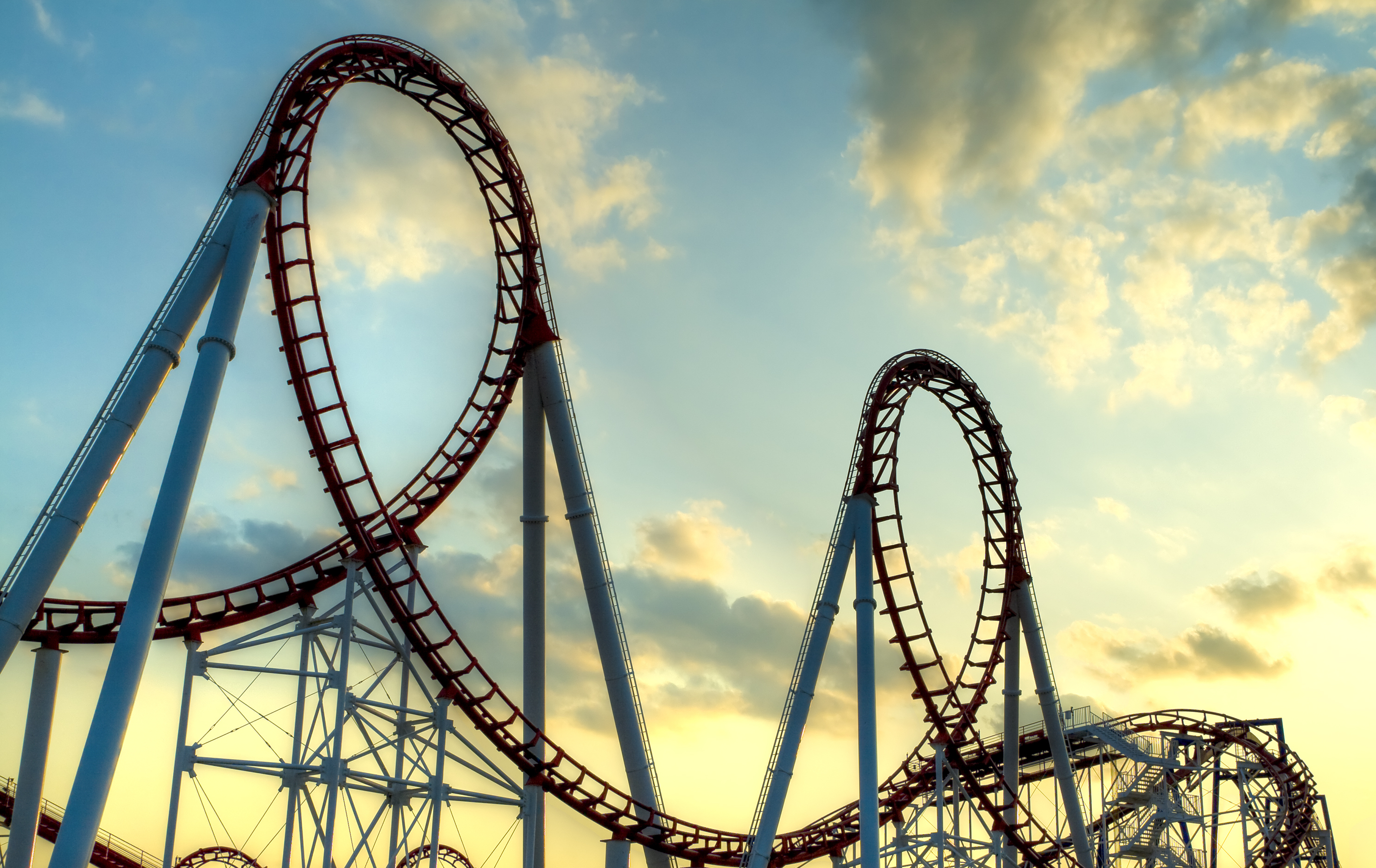 how do roller coasters relate to physics
